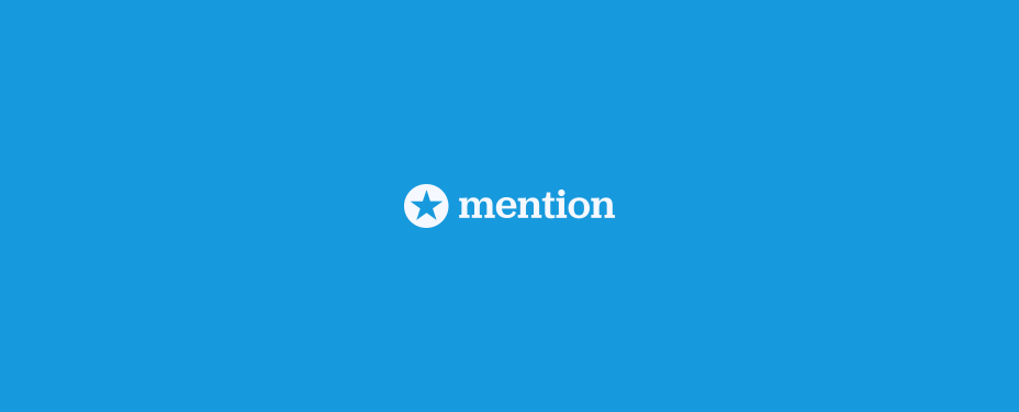 Mention banner