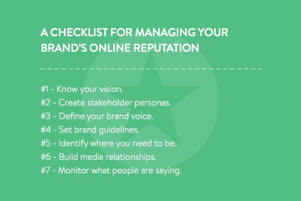 online-reputation-checklist