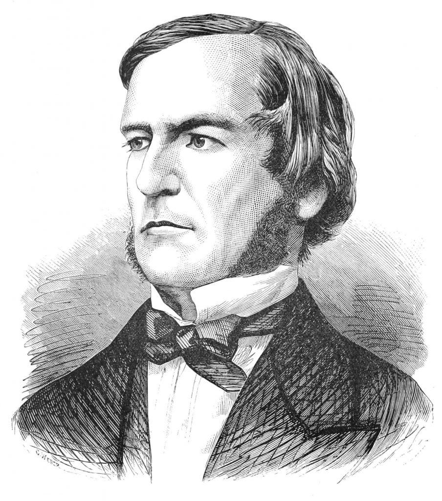 George Boole, the inventor of Boolean logic