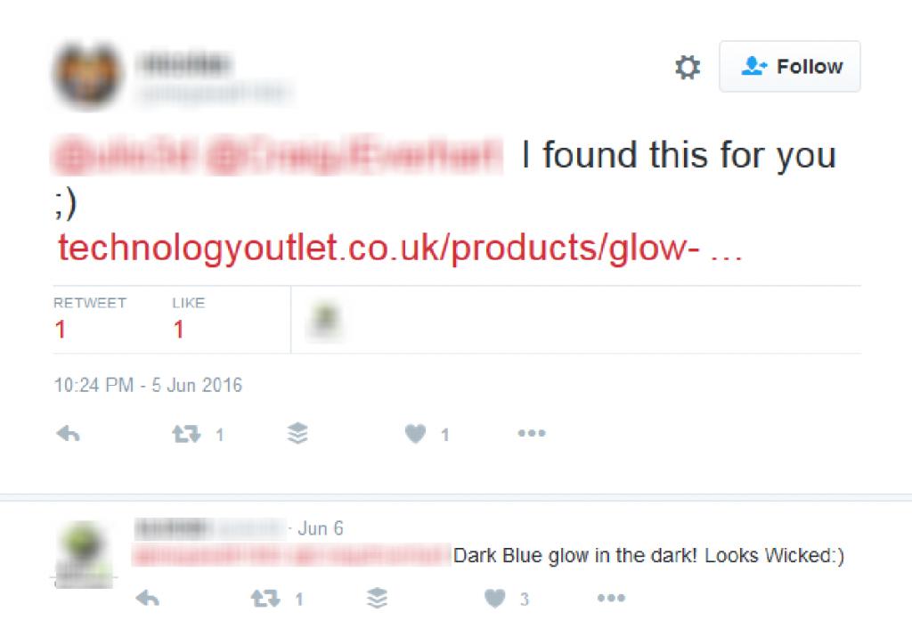 tech outlet recommendation