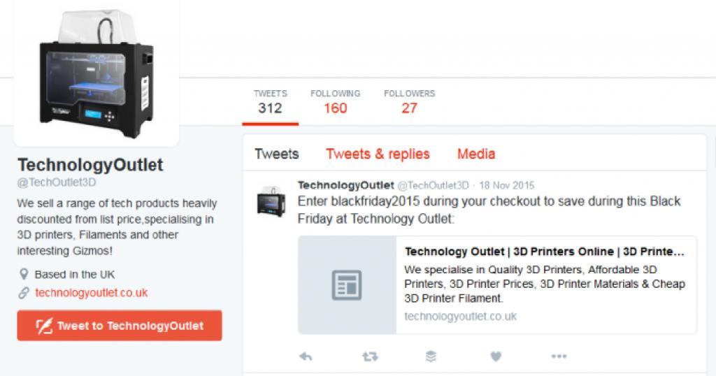 tech outlet twitter