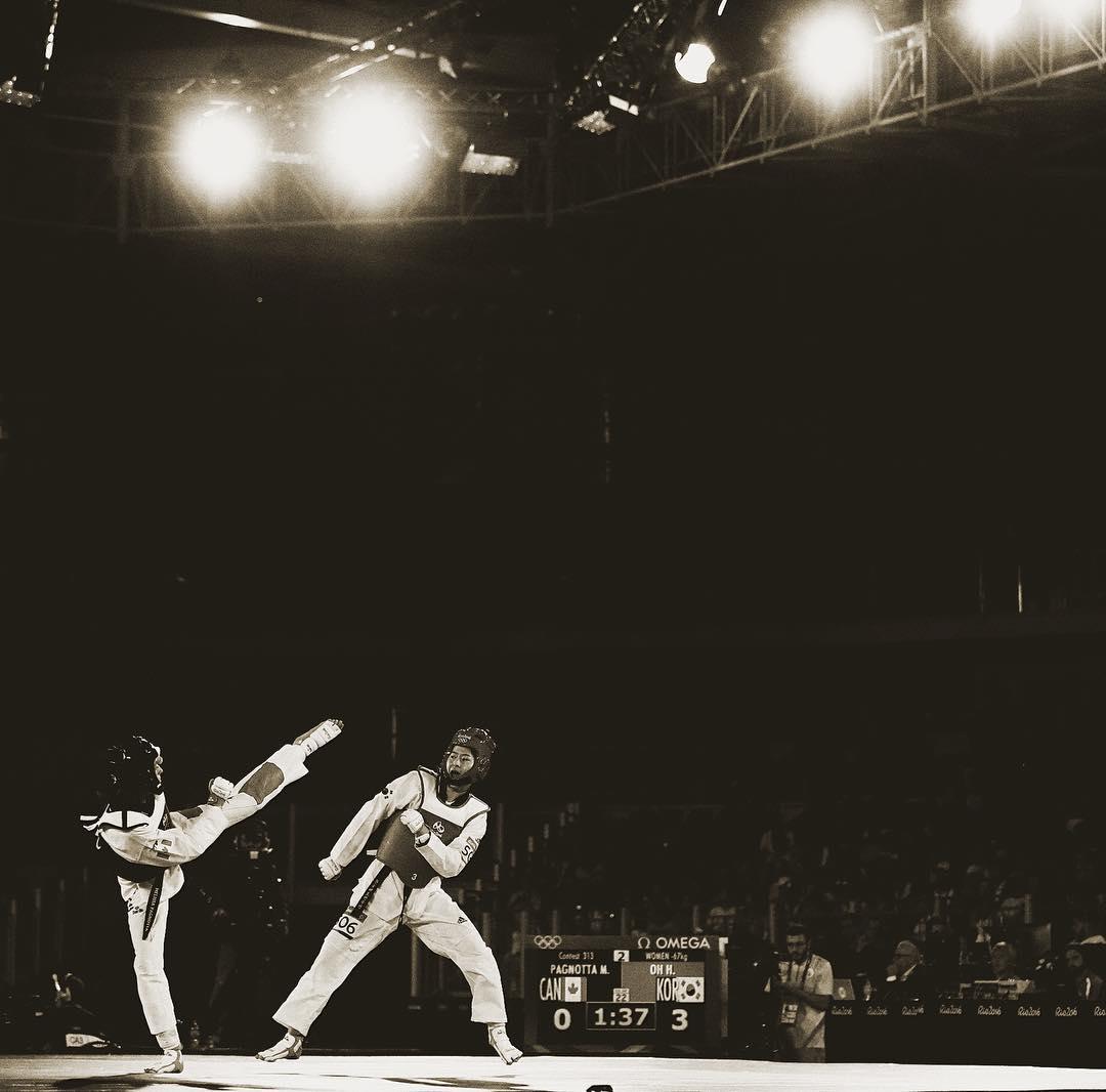 canada vs korea taekwondo