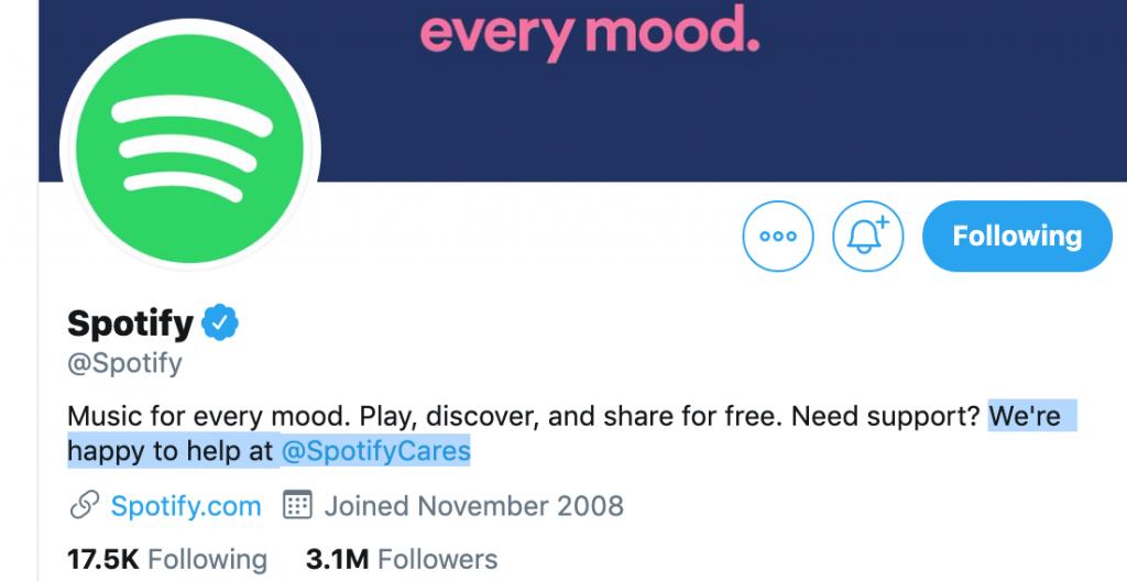social-customer-service-spotify-cares-bio