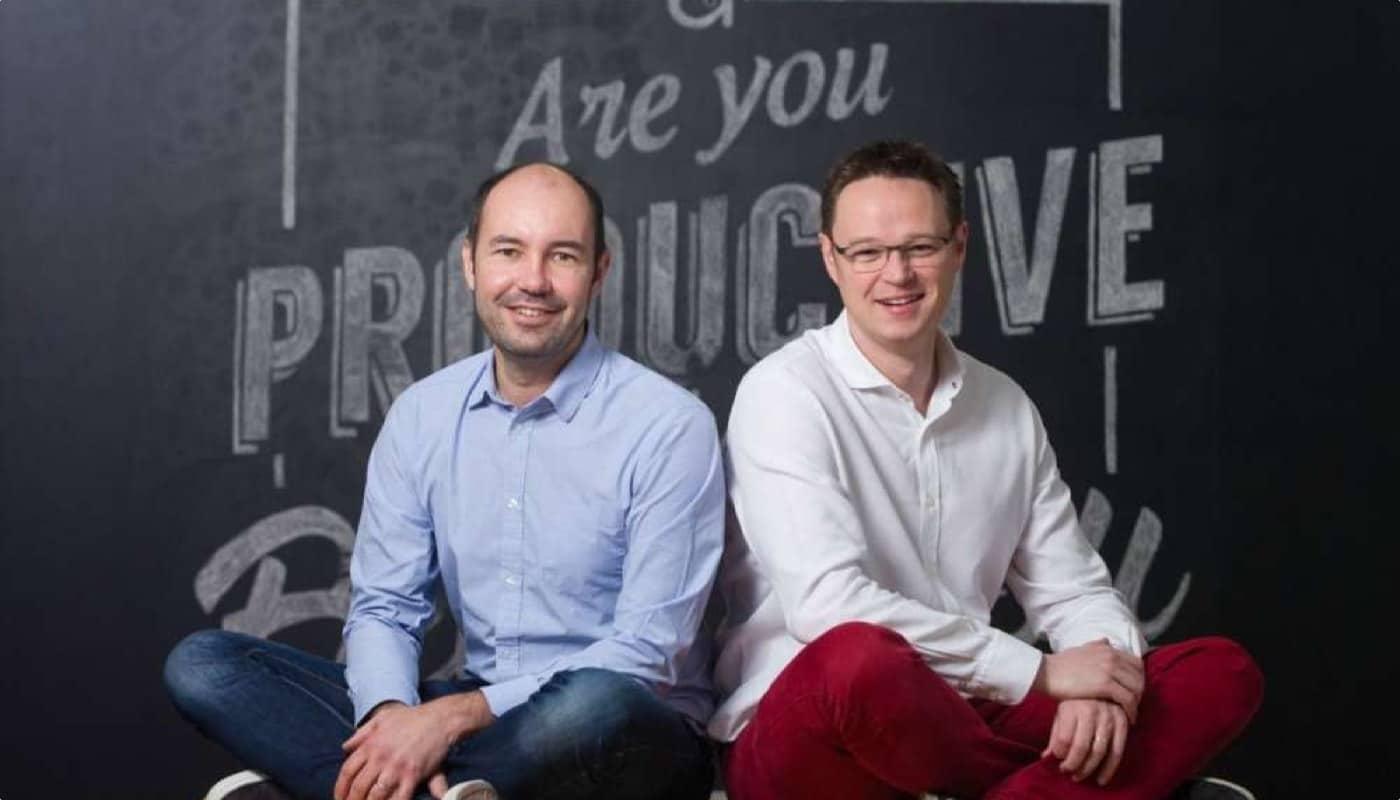 Azendoo founders