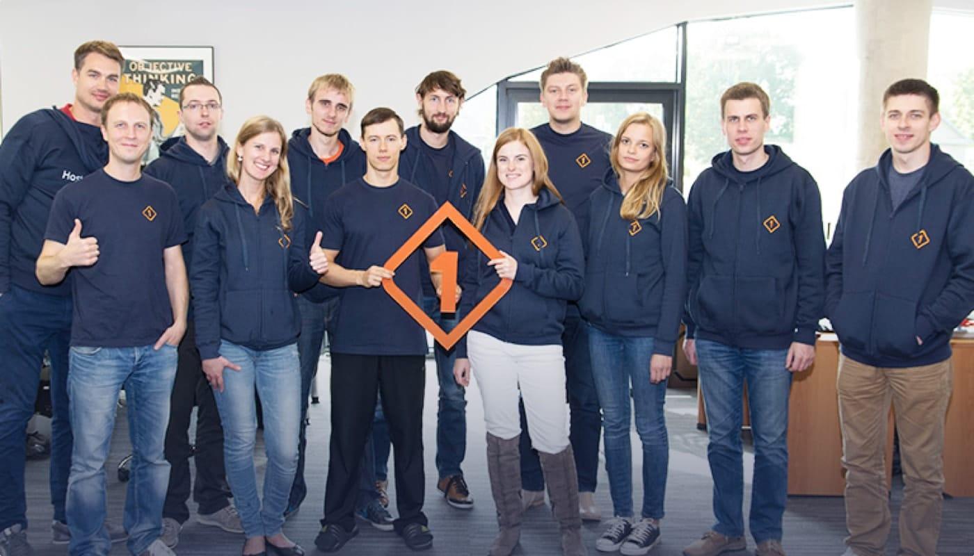 Host1plus team