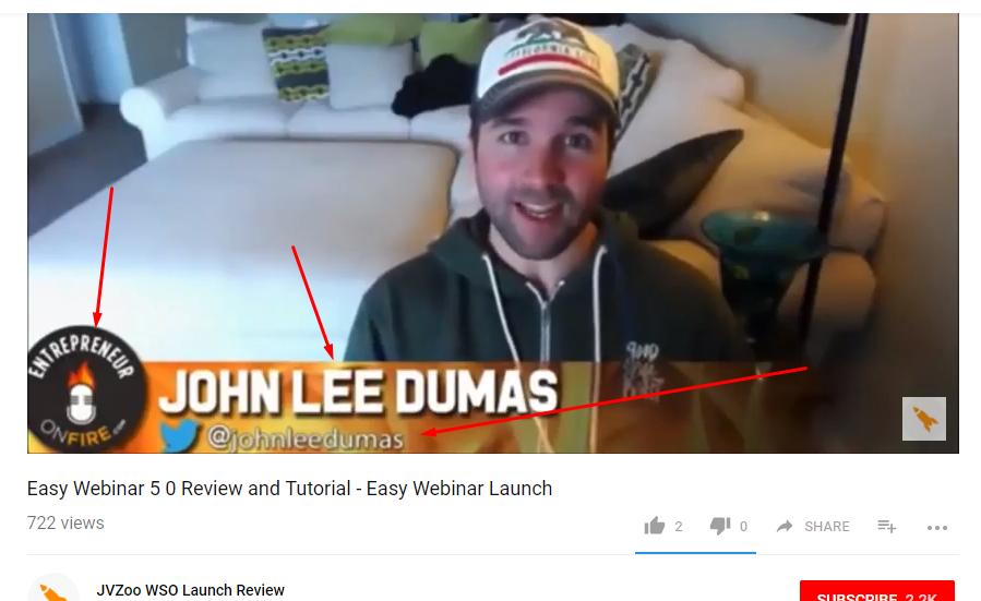 John Lee Dumas YouTube marketing