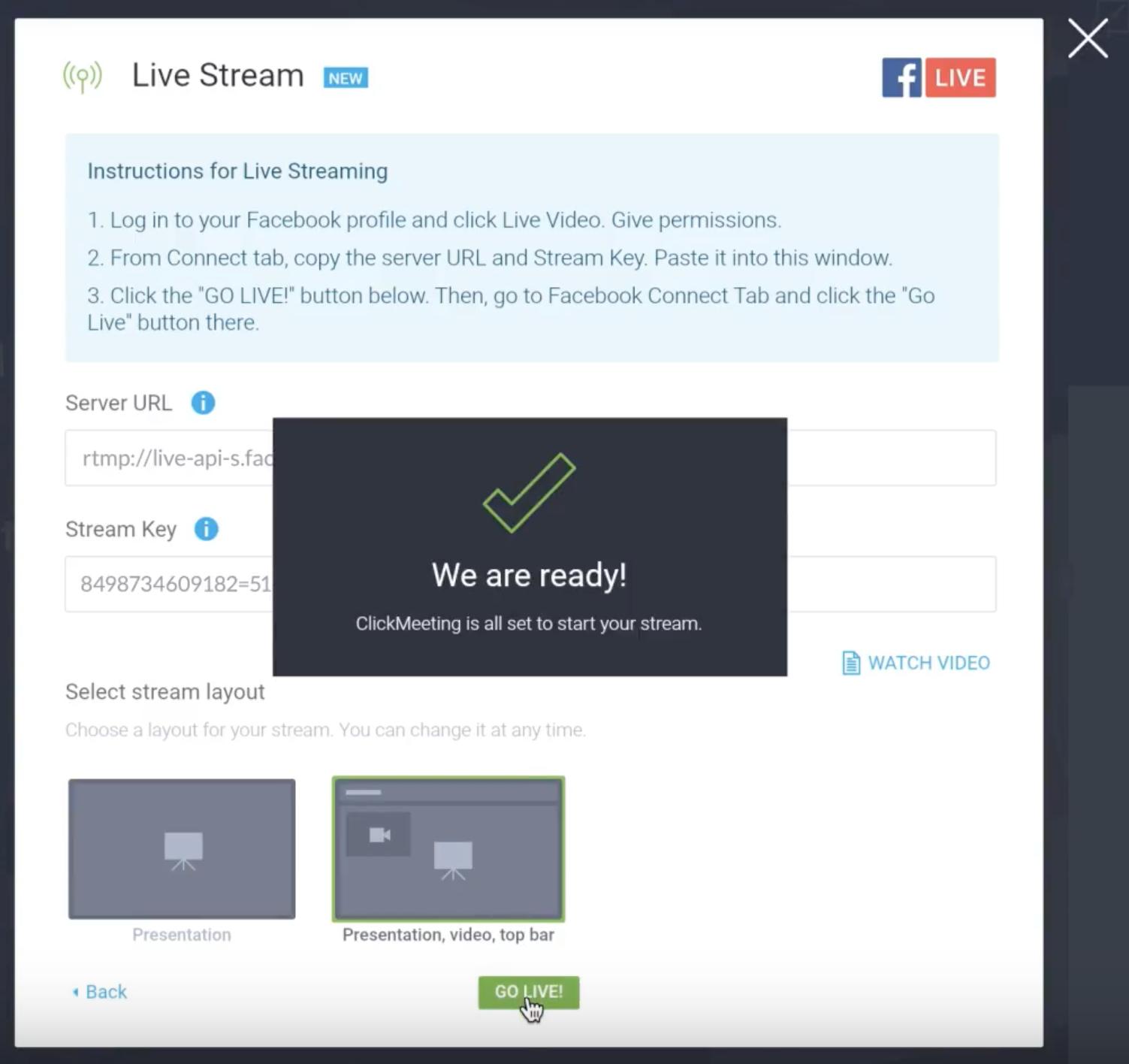 clickmeeting influencers