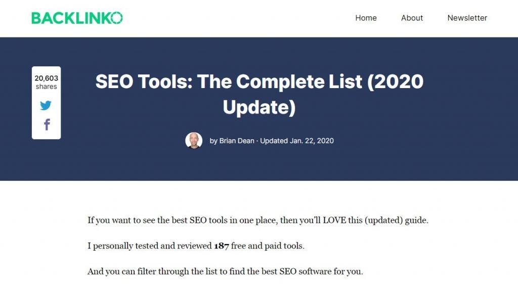 repurpose blog content example update for 2020
